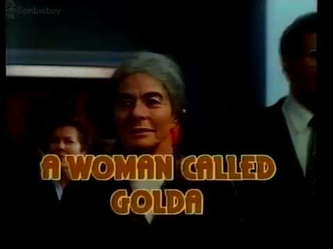 BBC1 Continuity A woman Called Golda (VHS Capture) (видео)