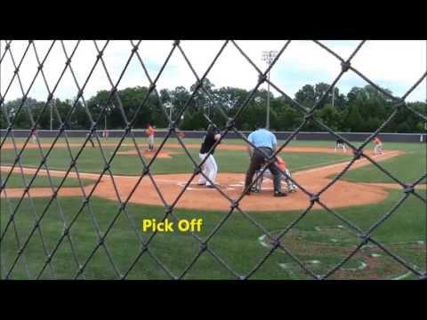 Zane Glass Summer 2013 Baseball Defense Highlights, Blackman High School Blaze Baseball