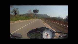 10. GO PRO Hero HD cam on MV Agusta Brutale 1078rr