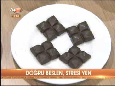 Diyetisyen ve Yaşam Koçu Gizem ŞEBER, 19.08.2013 tarihinde TV8 Anahaber bülteninde stresi besinlerle yenmenin yollarını anlattı.