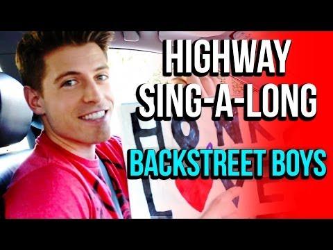 HIGHWAY SING-A-LONG%3A Valentine%27s Edition %28Backstreet Boys%29