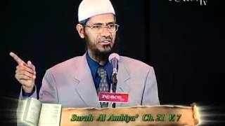 Allah-SWT.com Dr Zakir Naik Answers on BLACK MAGIC
