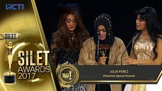 Video Julia Perez | Special Awards Silet Awards 2017 MP3, 3GP, MP4, WEBM, AVI, FLV November 2017