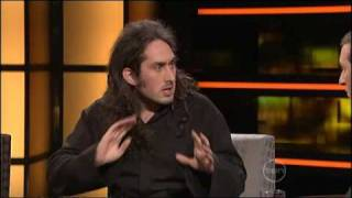 Ross Australia  city images : Ross Noble interview on ROVE (Australia) - Sausage rolls !!