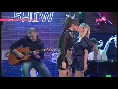 Poljubac Milice Pavlović i Kije Kockar