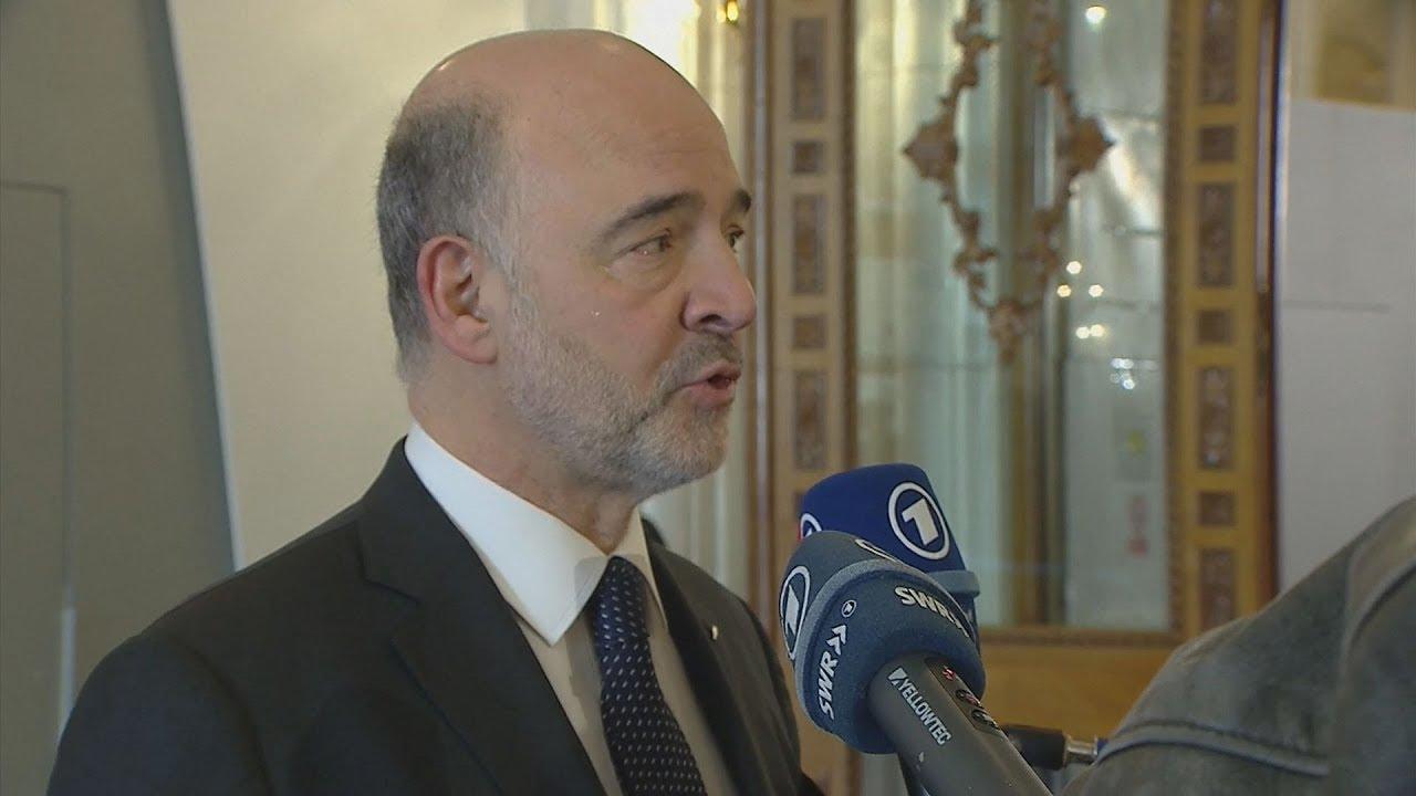 Πιερ Μοσκοβισί: Η Ελλάδα έχει σημειώσει «μεγάλη πρόοδο»