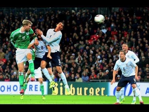 England 0 - 1 Germany