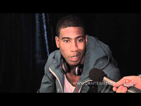 Iman Shumpert Draft Combine Interview