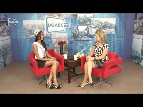 Miss ABCD garante entrada em estadual da competição, veja entrevista