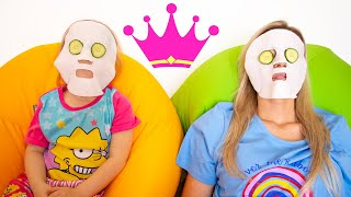 Video Gaby and Mama want go to the Princess Ball MP3, 3GP, MP4, WEBM, AVI, FLV Juli 2019