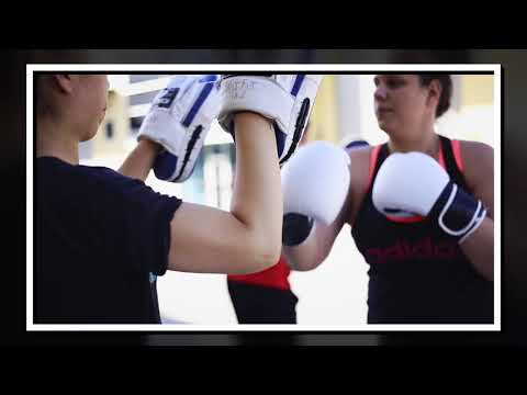 Saturday Boxing Class With Coach Penny