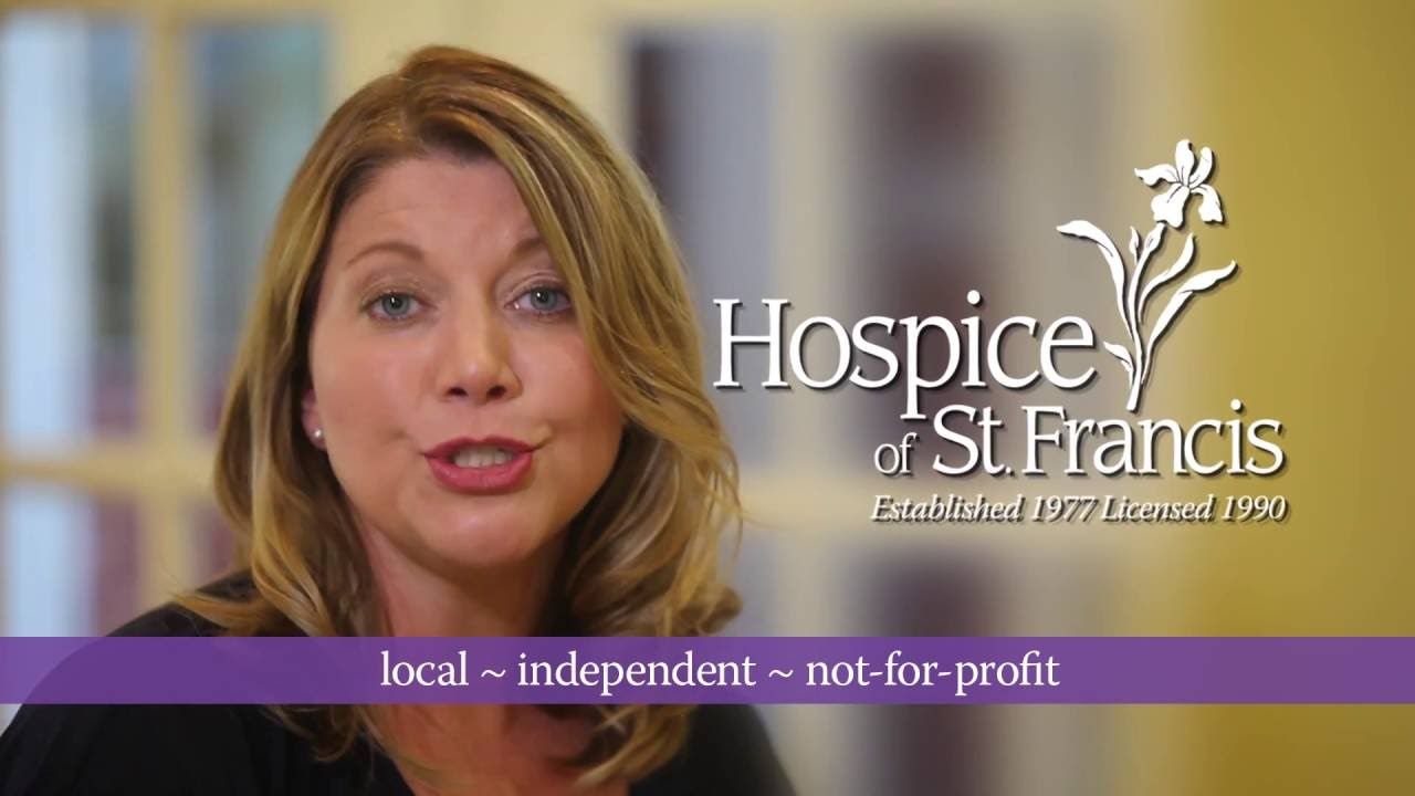 Which hospice? You decide. It's YOUR right.
