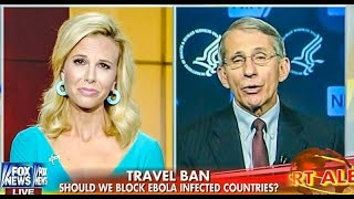 Fox News' Elisabeth Hasselbeck Makes a Fool Out of Herself on Ebola