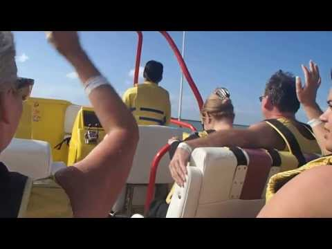 Cozumel Speed Boat Excursion
