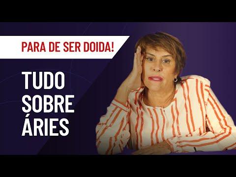MARCIA FERNANDES | ÁRIES: TUDO SOBRE O SIGNO | PARA DE SER DOIDA!