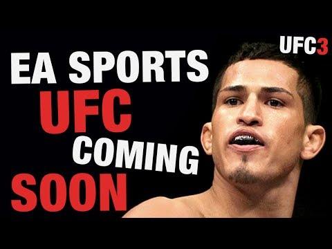 EA SPORTS UFC is Coming Soon! Anderson Silva Leg Break Plus More !