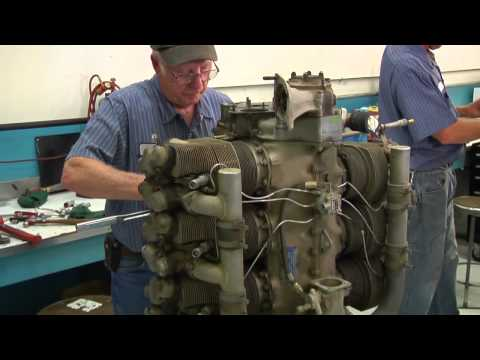 Western Skyways  Piston Aircraft Engine Overhaul – 1 (HD)