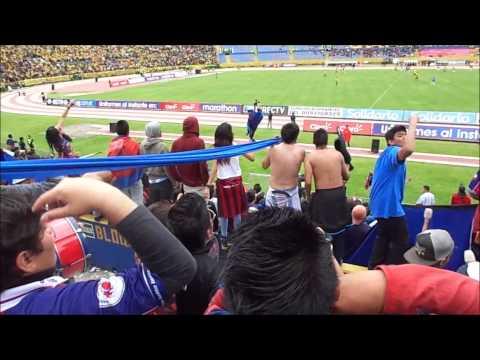 amar a la AKDmia es cosa de loQos - Mafia Azul Grana - Deportivo Quito