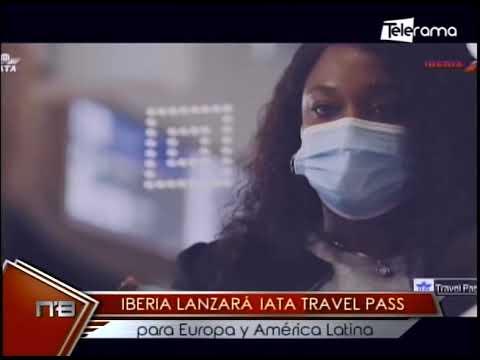 Iberia lanzará IATA Travel Pass para Europa y América Latina
