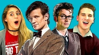 Doctor Who Bonus Reactions : http://goo.gl/gmreyg NEW Vids Sun, Tues & Thurs! Subscribe: http://goo.gl/nxzGJv Watch all main ...