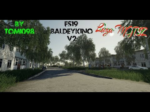 FS19 BALDEYKINO v2.0 EDIT BY TOMI098 Updated