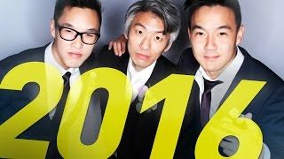 """SEE YOU IN 2017! Don't miss a thing. Be sure you're SUBSCRIBED http://youtube.com/wongfuproducitonsAnd FOLLOW on SOCIAL @wongfuproMusic:""""RUN"""" by DANakaDAN, Travis Graham, Tyler Carol""""Anybody Out There"""" by DANakaDANhttps://www.youtube.com/user/danakadantv/videoshttp://instagram.com/danakadanYellow Fever 2 https://youtu.be/2O84QhVqsIsMy Girlfriend Farted https://youtu.be/9GvLLlBwBSUFirst Asian Jedi https://youtu.be/SxMEhhXMwHwComments in Cars! https://youtu.be/I9H6SQ-oTgIFail'd It https://www.youtube.com/playlist?list=PLxFXot9nwXC8_2lrIeBnNOno3Ew1_5sI2BOYS GENERALLY ASIAN https://www.youtube.com/playlist?list=PLSHabwxChOtUkDoV9v7kbcD_S11qH8mR2Way to the Rebellion https://youtu.be/9goZzcPJalYEverything Before Us https://youtu.be/5Tc5NU7HGFoMaking of """"Single by 30"""" https://youtu.be/gHJYcaqDnbMMy Best Friend is Hot https://youtu.be/e0FqRJf-RW4Phil's Commencement Speech https://youtu.be/H5k9T12b9bsCan't Stop the Feeling Lip-Sync! https://youtu.be/hWyhIfAvK80XoXo Christine https://www.youtube.com/playlist?list=PLxFXot9nwXC-Xr_SDq0NHni-LI2K_NRlIPublic Display of Affection https://youtu.be/MTmIJCXqq94Untouchable https://youtu.be/h-AjWnlm6UASINGLE BY 30 https://youtu.be/E1ztTOYICtk?list=PLSHabwxChOtXpXDFMBO26SqBGGLWLtdooThis is how we never made out... https://youtu.be/3QhAyfna4eAFrom Here On Out https://youtu.be/RboSq7vxKqsWong Fu Recess! https://www.youtube.com/playlist?list=PLxFXot9nwXC-efn3Hwr2CmarA7TFJs-ebGirls Can't Take a Hint https://youtu.be/3DSYNfFu_NMRapping with Tom Hanks! https://youtu.be/W7g0vBPMcfULove Lock https://youtu.be/vxWsLDXnu6ALunch Break in HOUSTON! https://youtu.be/KA5y4Tp0vJABackseat Texter https://youtu.be/Bq7r8VmV9x8Youtube Rewind https://youtu.be/_GuOjXYl5ew?t=4m17sHoliday Lunch Break https://youtu.be/cwdbIA8solMHoliday Recess https://youtu.be/5UsHs6rQBVMHoliday Fail'd It https://youtu.be/I7MEesVJSAkHoliday First! https://youtu.be/Cs3h-BPKvWASanta is Asian https://youtu.be/6nUGmO50O8ESUBSCRIBE: https://www.youtube.com/user/WongFuProductions/featur"""