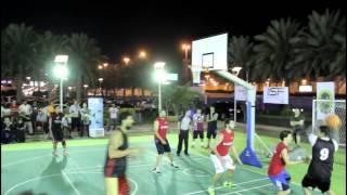 Jeddah United G-Shock Basketball tournament 3x3 Highlights