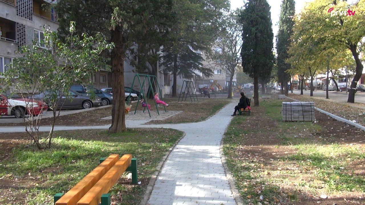 Mostar dobio novi park u Ulici kralja Zvonimira