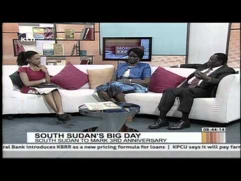 South sudan - Morning express discussion South Sudan's big day of celebrating three years of independence South Sudan's big day: South Sudan prepares to celebrate three ye...