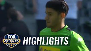 Monchengladbach vs. FC Ingolstadt 04 | 2016-17 Bundesliga Highlights by FOX Soccer