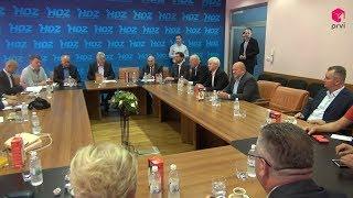 Održana 19. sjednica Predsjedništva HNS-a BiH