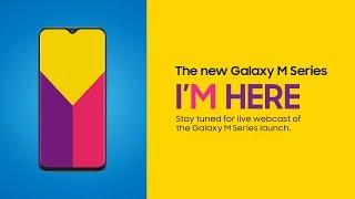 Samsung Galaxy M Series: Launch Event