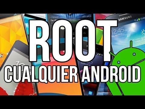 Como Rootear Cualquier Movil Android