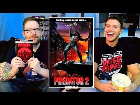 My First Time Watching PREDATOR 2 - Movie Night w/ Chris Stuckmann