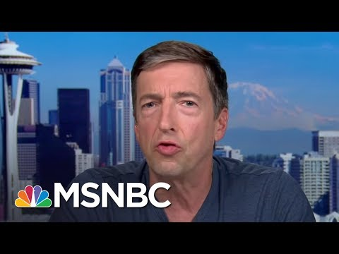 Ron Reagan: Donald Trump Needs To Be Removed From Office | Hardball | MSNBC (видео)