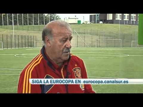 Ángel Acién entrevista en exclusiva a Vicente del Bosque desde Polonia