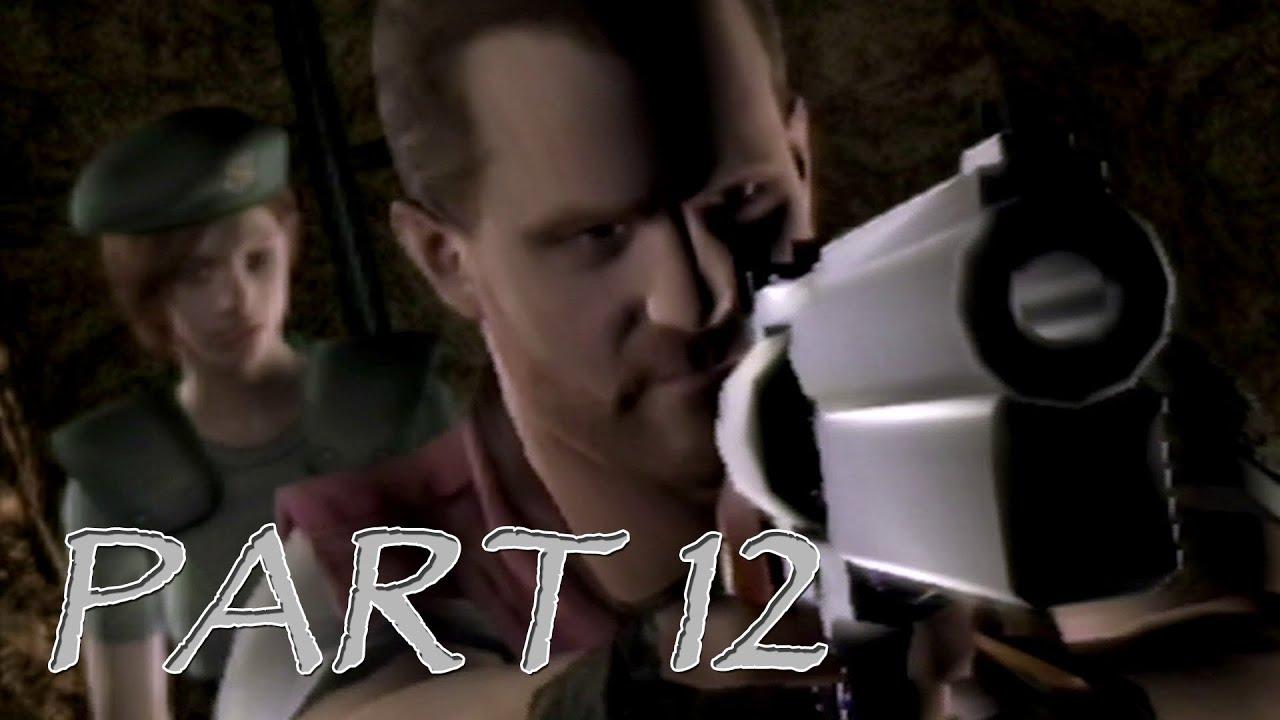 [Let's Play] Resident Evil Remake (2002) – 12 – Lisa