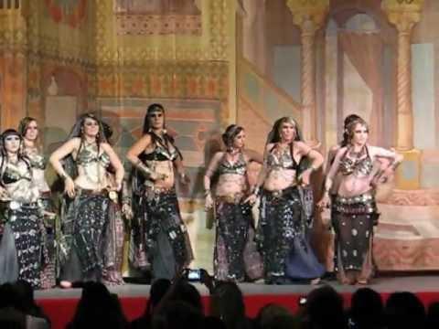 Tribal Fest 2012: Datura and Rachel Brice on Friday 5.18.2012 (видео)