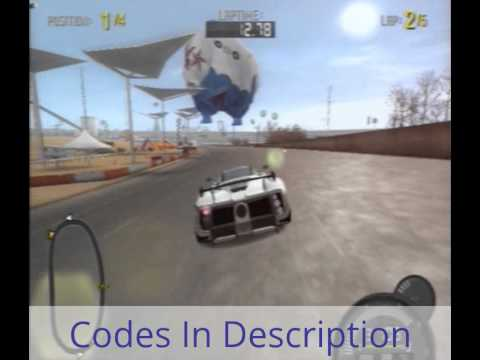 Need for Speed Pro Street Xbox 360 Cheats