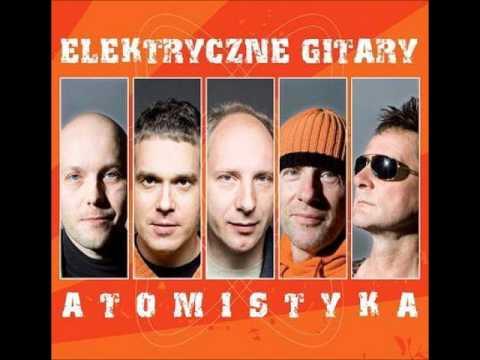 Tekst piosenki Elektryczne Gitary - Atomistyka po polsku