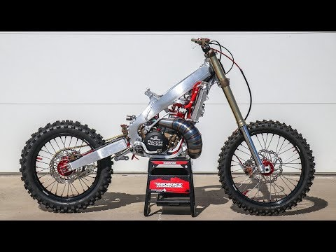 This CR250 Is Going To Rip!