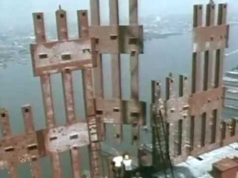Building The World Trade Center 1983