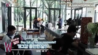 Video W BTS E12 Lunch Date (English sub) MP3, 3GP, MP4, WEBM, AVI, FLV April 2018