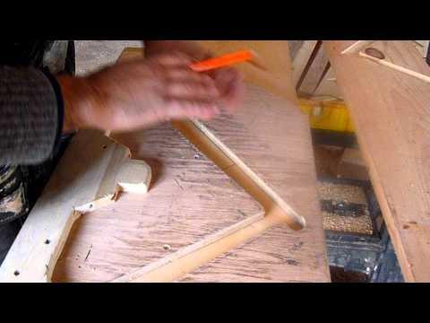 Como hacer escaleras de madera 2 vasiado - Hacer escaleras de madera ...
