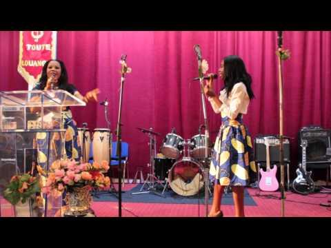 Maman ANTHO MANZAMBI - L'offrande de valeur