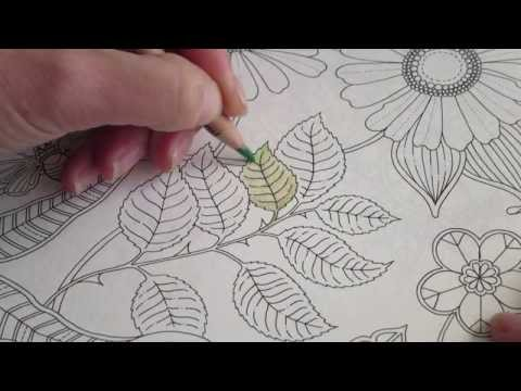 Secret Garden Coloring Book Page 5