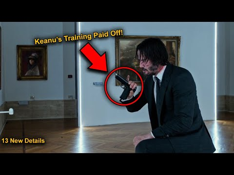 I Watched John Wick in 0.25x Speed and Here's What I Found