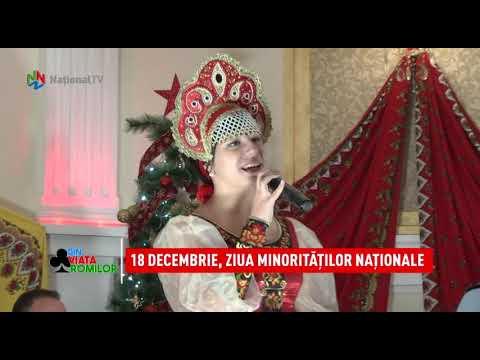 Din viata romilor - 15 decembrie 2018