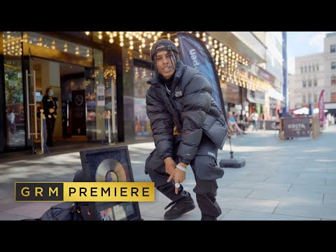 AJ – Hit My Target [Music Video] | GRM Daily