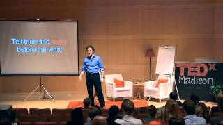 Why should only TED and TEDx speakers have all the fun? Give TED talks everywhere you go. Jason teaches us how to do it.